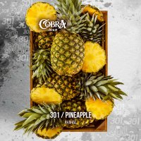 Cobra Virgin PINEAPPLE (Ананас) 50 гр