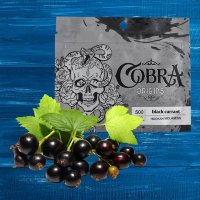 Cobra Origins Black Currant (черная смородина) 50 гр