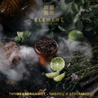 Element (Элемент) - Thyme and Bergamot (Чабрец и Бергамот) 100 гр
