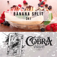 Cobra Virgin Banana Split (Банана сплит) 50 гр